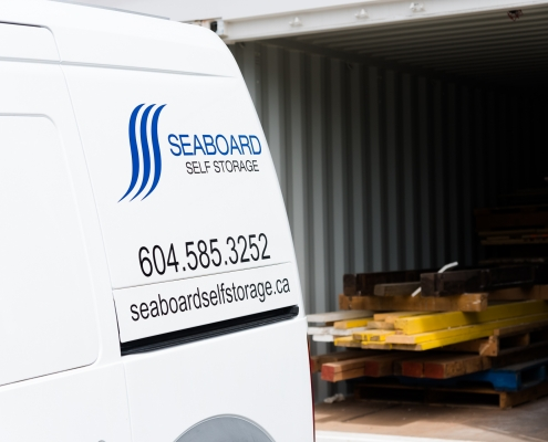 Seaboard Storage Lockers In Surrey