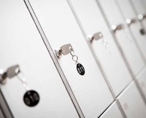 Seaboard Storage lockers In Surrey