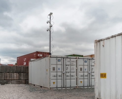 Seaboard Self Storage security